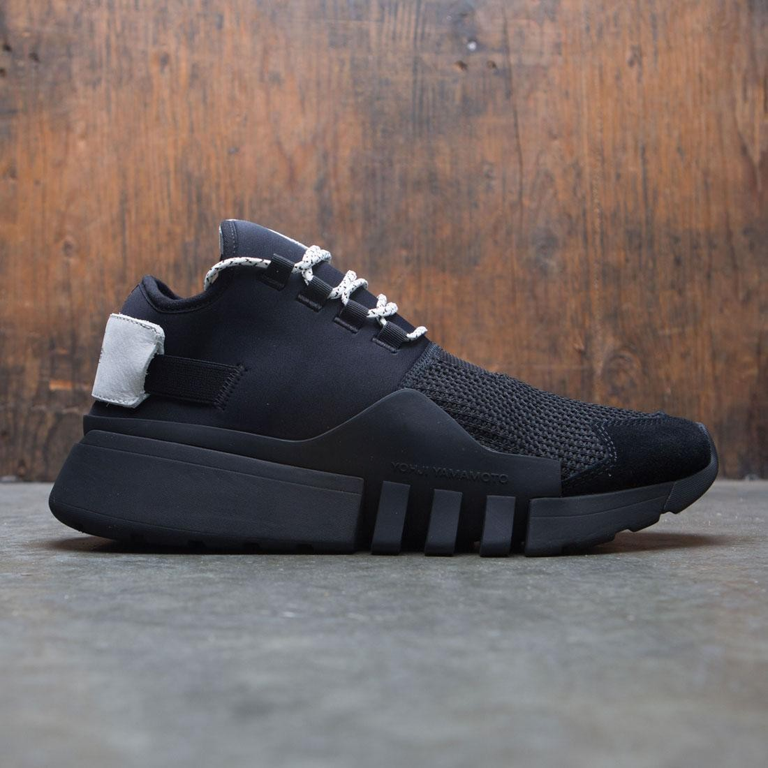 ca7c46bcae1b Adidas Y-3 Men Ayero black core black white