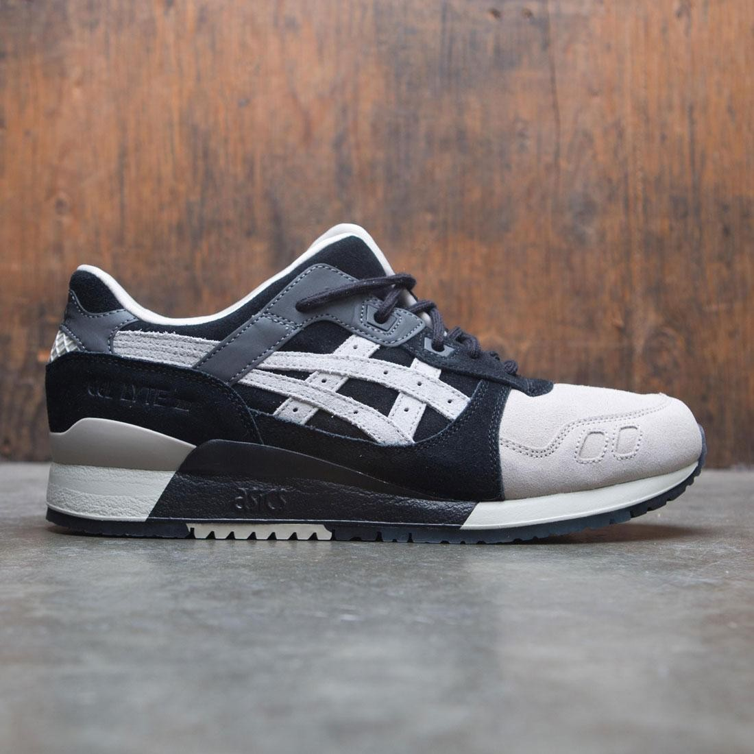 quality design 41833 af2f1 Asics Tiger x Kicks Lab Japan Men Gel Lyte III (black / gray)