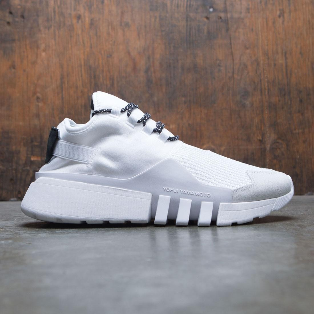 10bcd20dc8bb Adidas Y-3 Men Ayero white footwear white core black