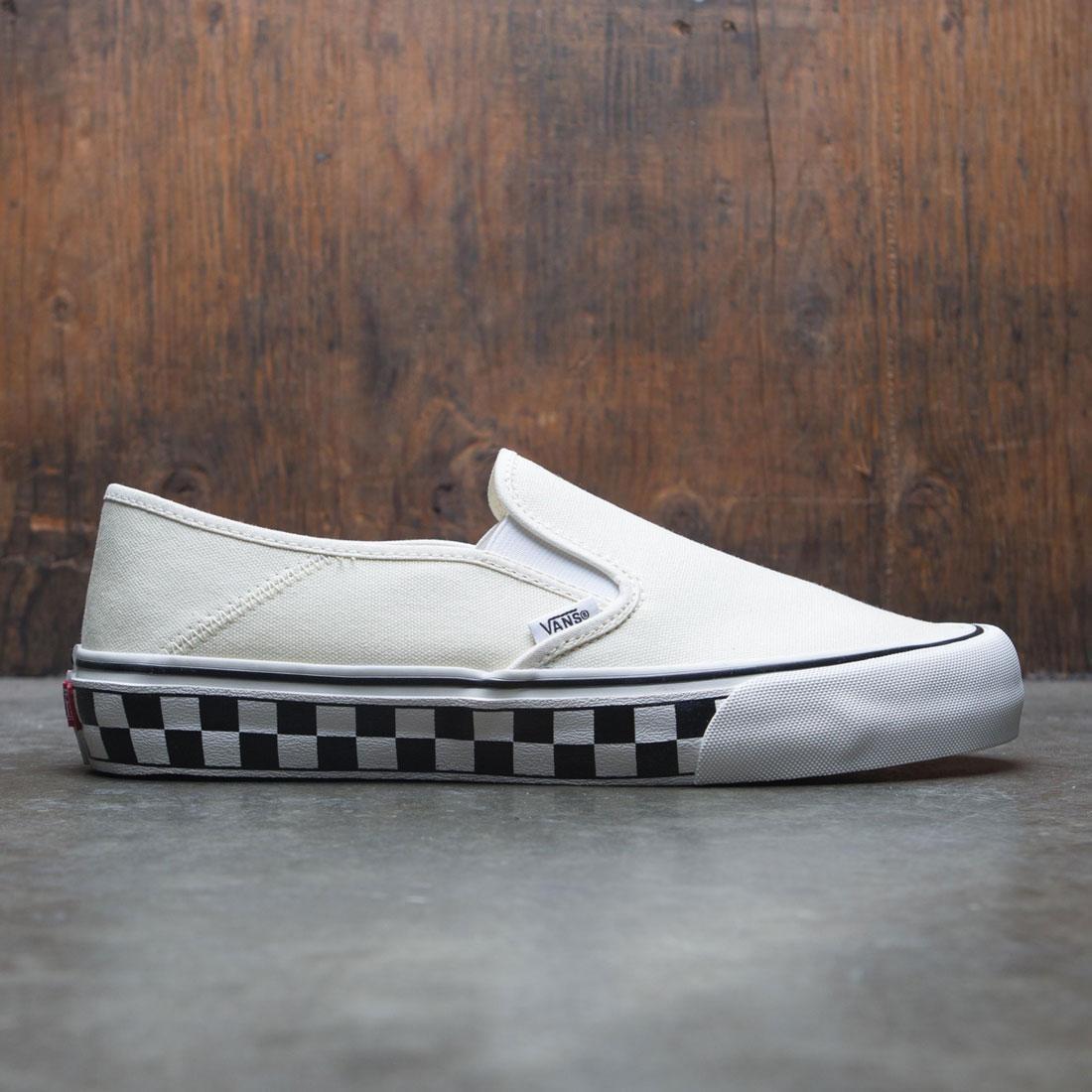 Vans Men Slip-On SF white