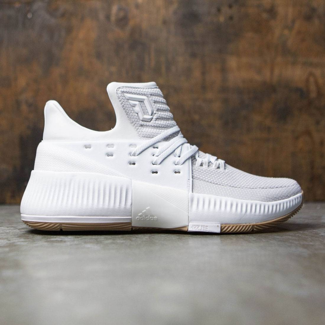 adidas Dame 3 Black 2 WearTesters