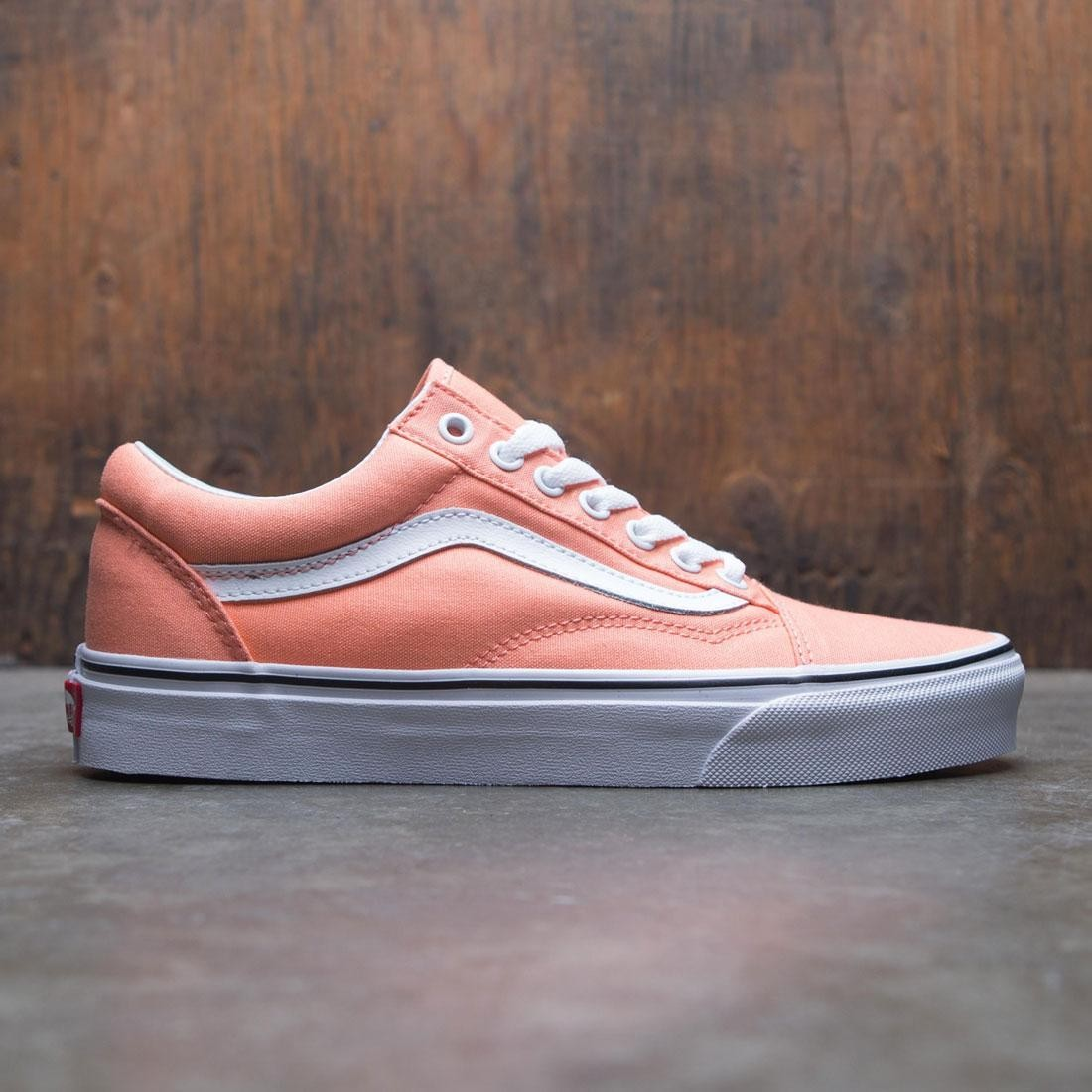 028b150292 Vans Men Old Skool pink peach