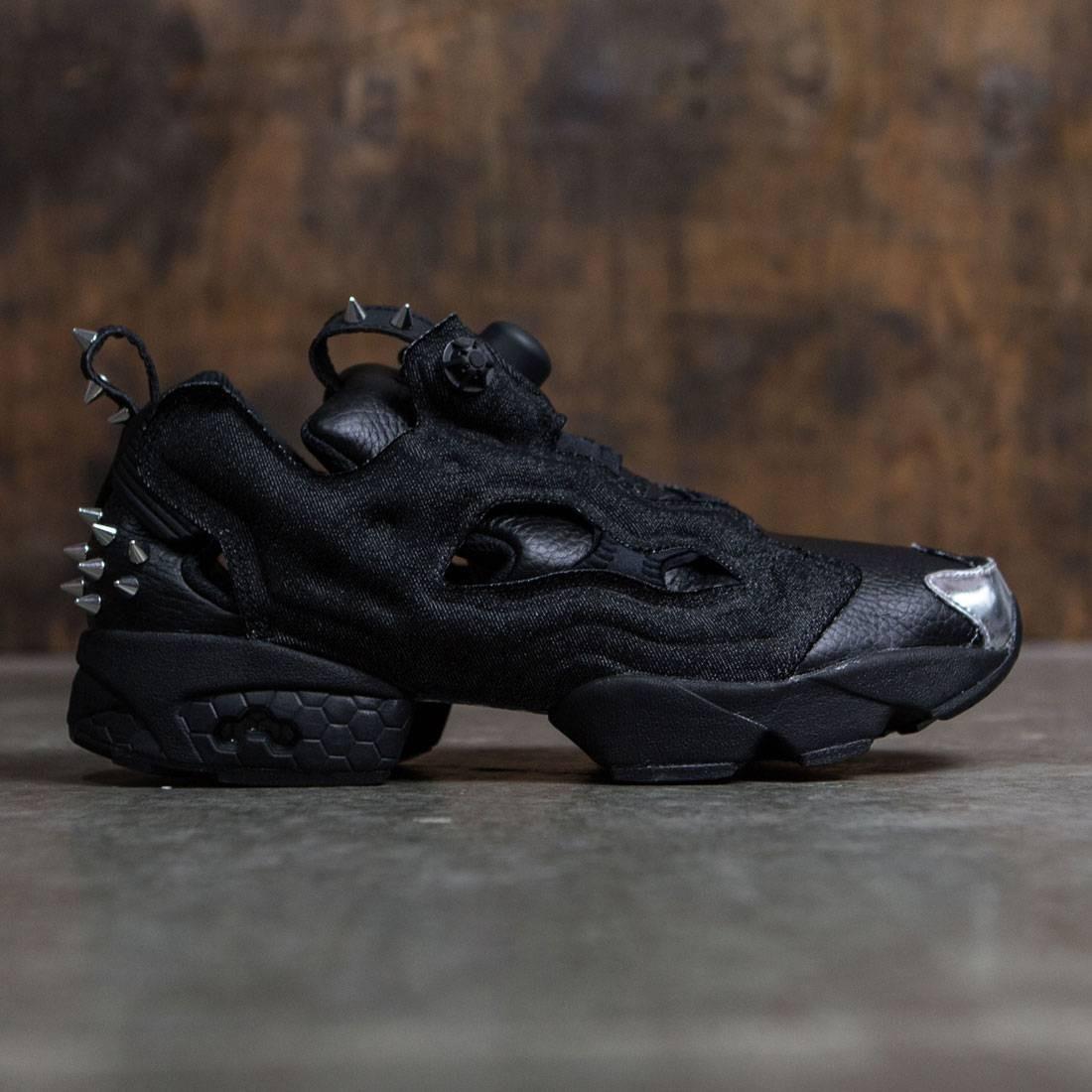 099c50f3de9 Reebok Men InstaPump Fury OG Halloween (black   siliver metallic)