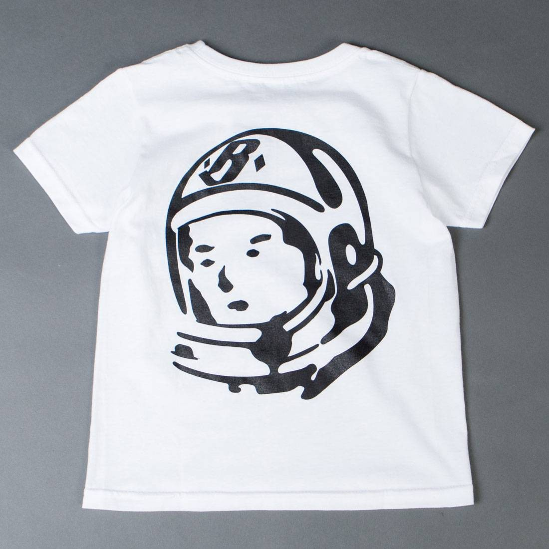 Billionaire Boys Club Youth Arch Helmet Tee (white)