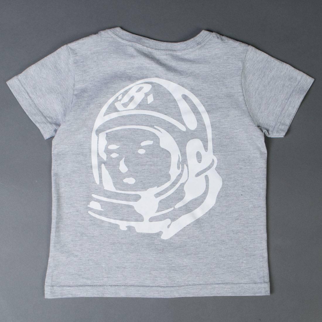 Billionaire Boys Club Youth Arch Helmet Tee (gray / heather)