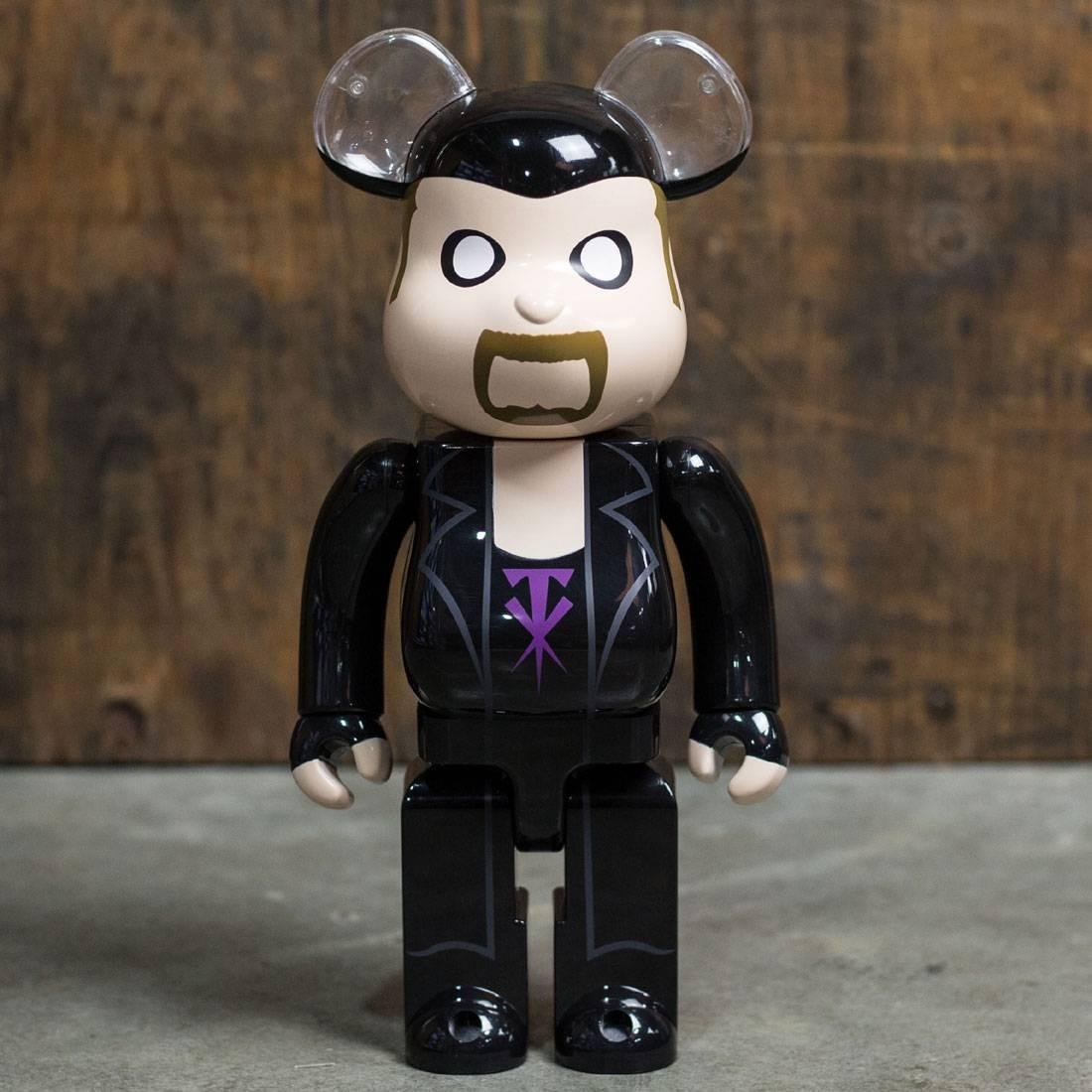 Medicom The Undertaker 400% Bearbrick Figure (black)