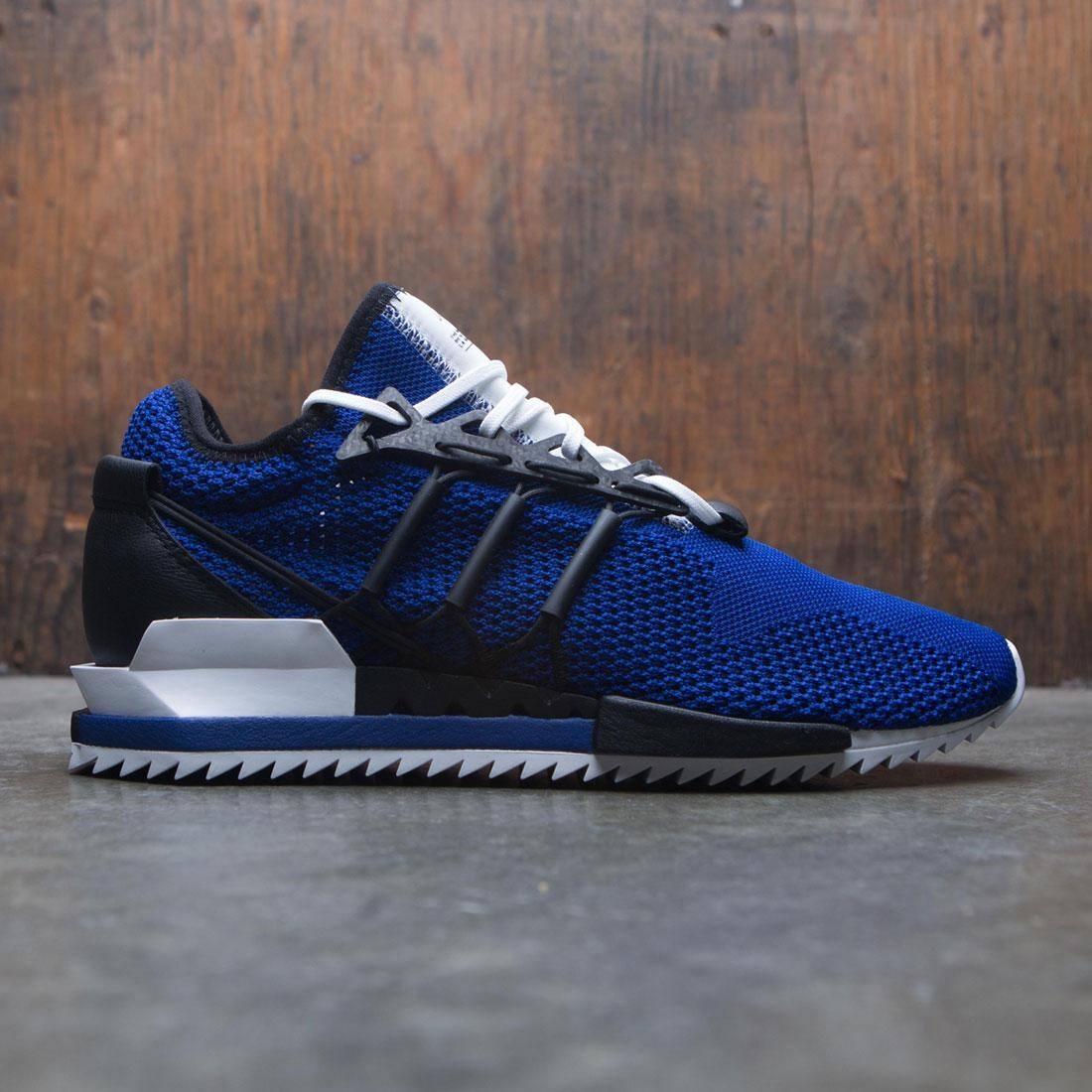 070754590 Adidas Y-3 Men Harigane blue mystery ink core black footwear white