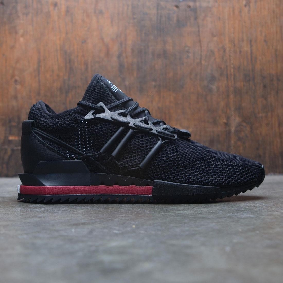 Adidas Y-3 Men Harigane (black / chalk white / chili pepper)