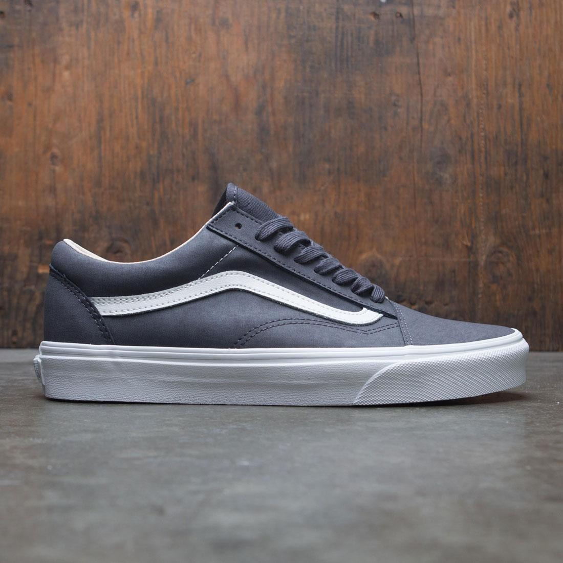 fa71c992c9d Vans Men Old Skool - Vansbuck Asphault gray