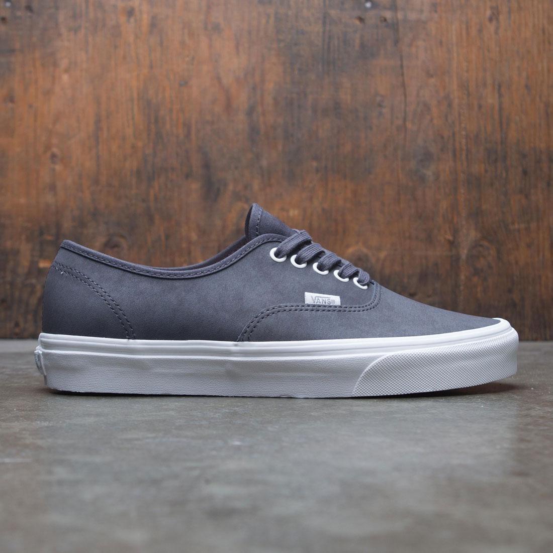 c0365d8833 Vans Men Authentic - Vansbuck Asphault gray