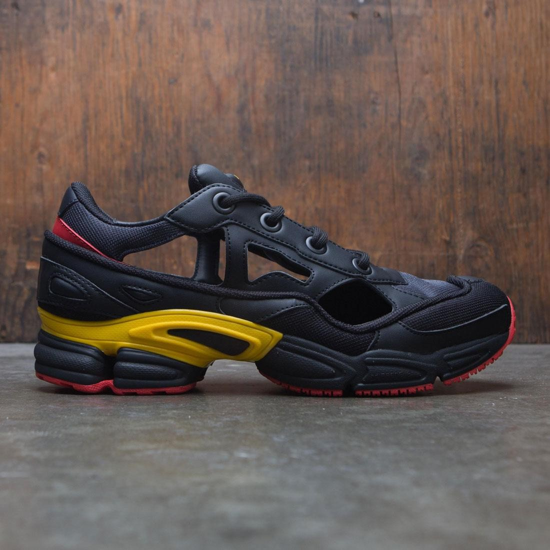 sneakers for cheap d3c1f d0994 Adidas Raf Simons Men Replicant Ozweego (black / core black / night grey)