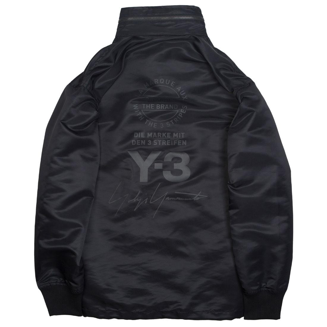 Adidas Y-3 Men Street Coach Jacket (black)