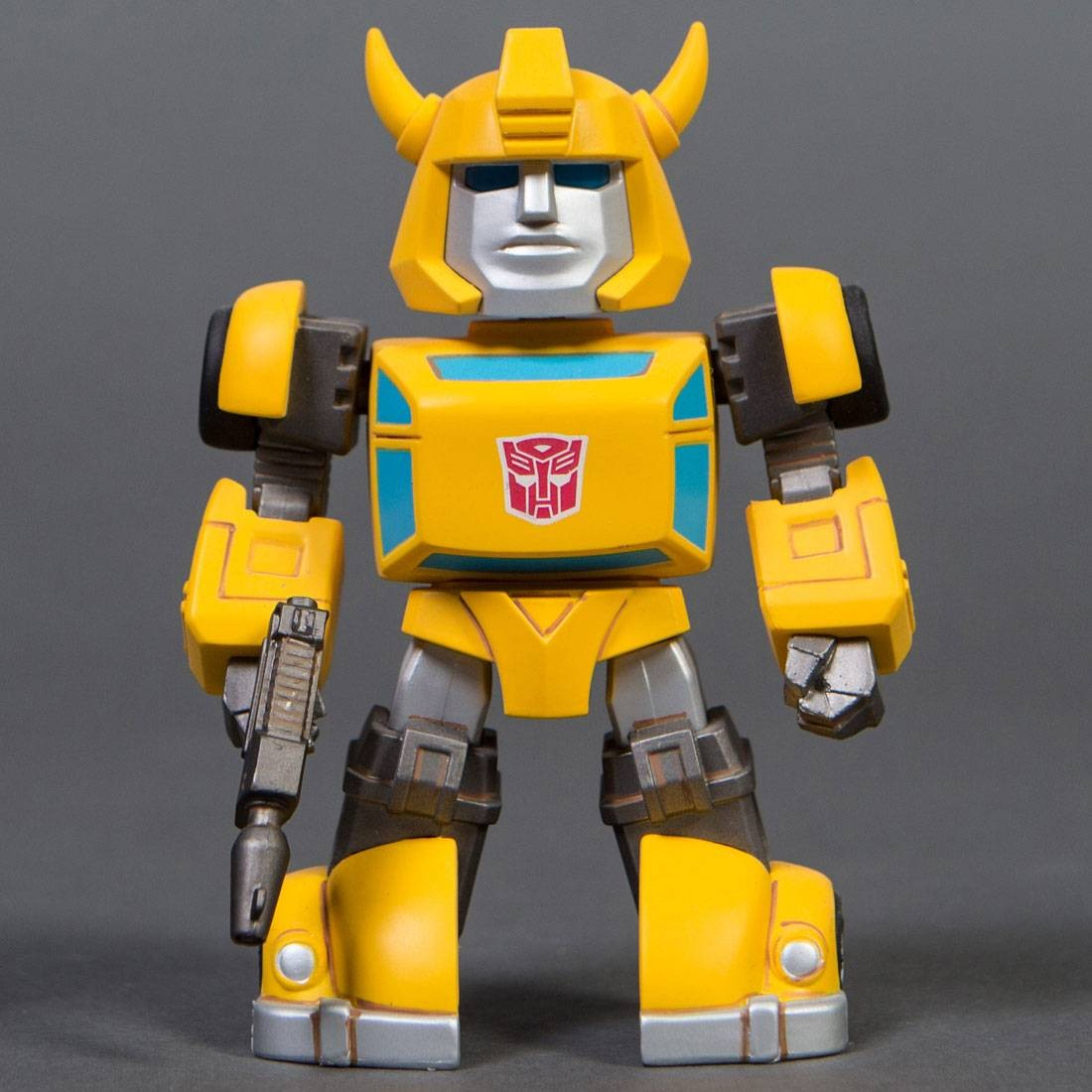 BAIT x Transformers x Switch Collectibles Bumblebee 4.5 Inch Figure - Antique Metals Edition