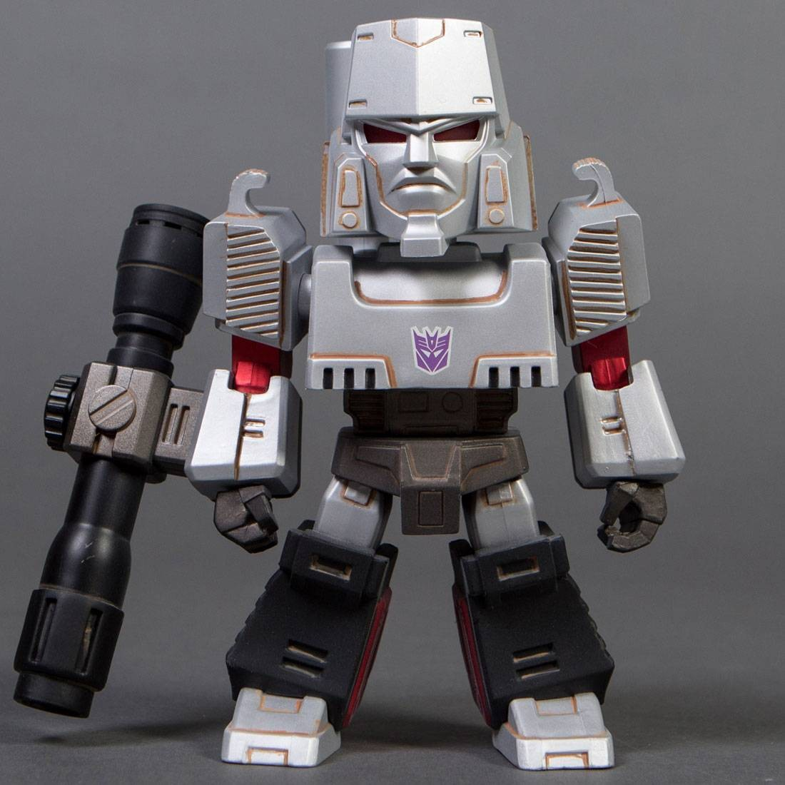 BAIT x Transformers x Switch Collectibles Megatron 6.5 Inch Figure - Antique Metals Edition