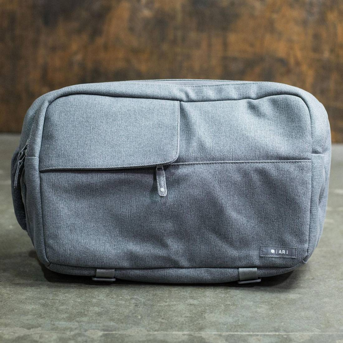 Incase x Ari Marcopoulos Camera Bag (gray)