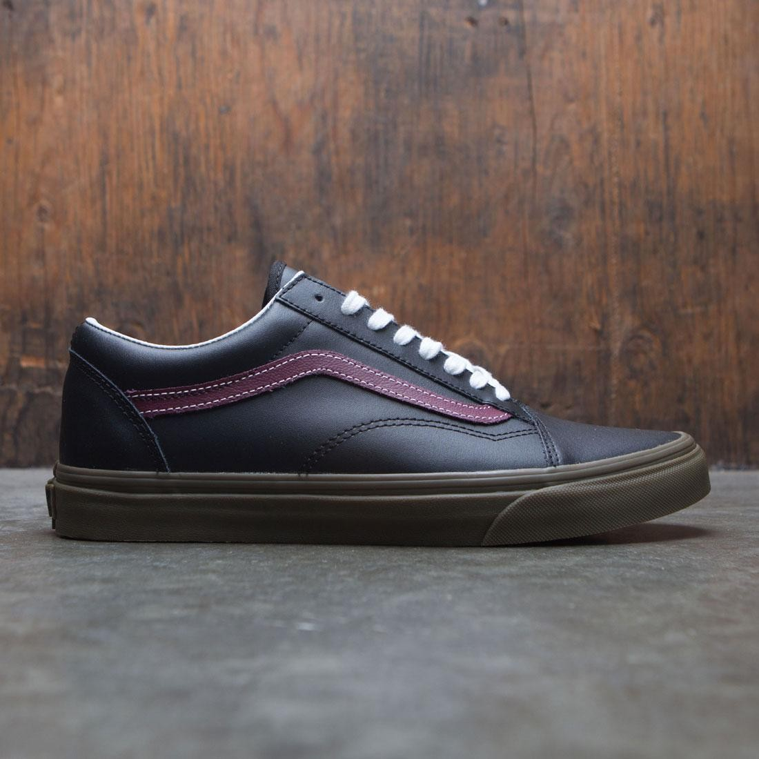 1d7d83006c58 Vans Men Old Skool - Bleacher black