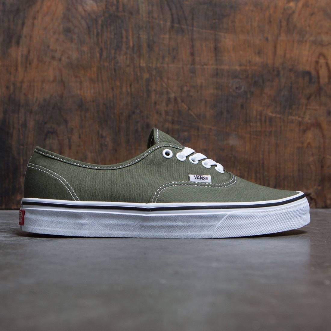 Vans Men Authentic (green / winter moss)