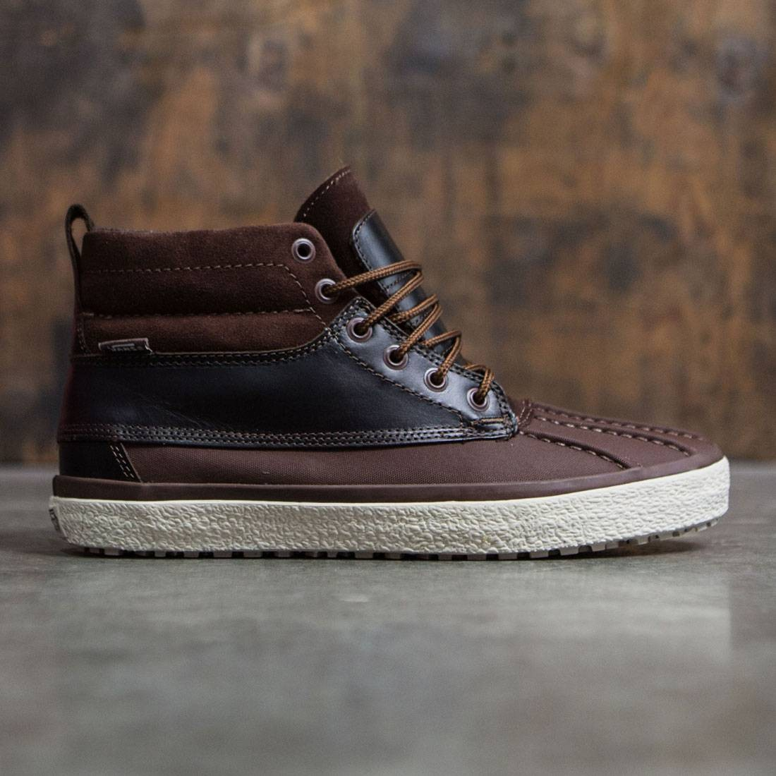 0278c605c8fd Vans Men SK8-Hi Del Pato MTE DX (brown)