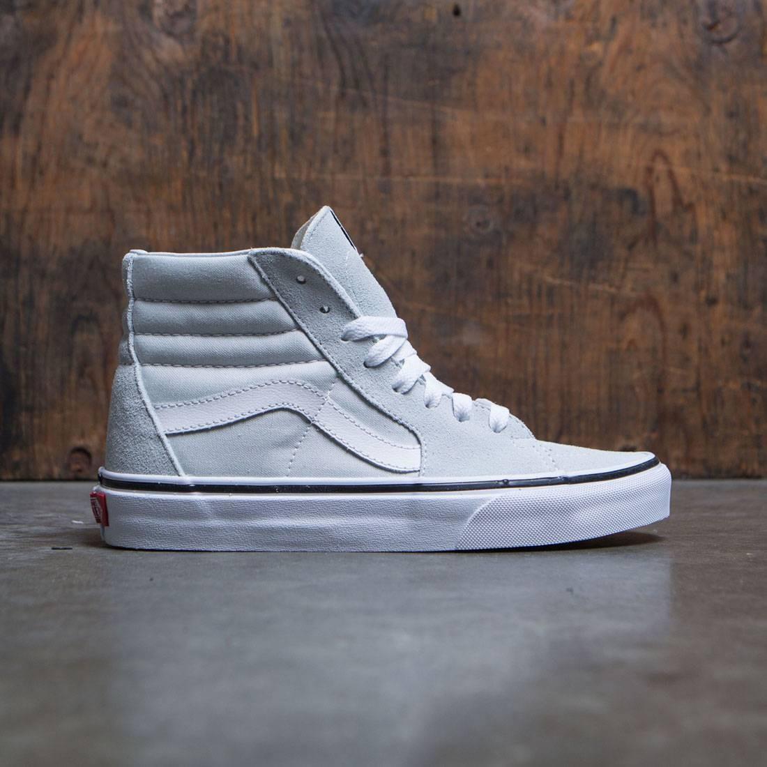 Vans Men Sk8-Hi (white / ice flow)