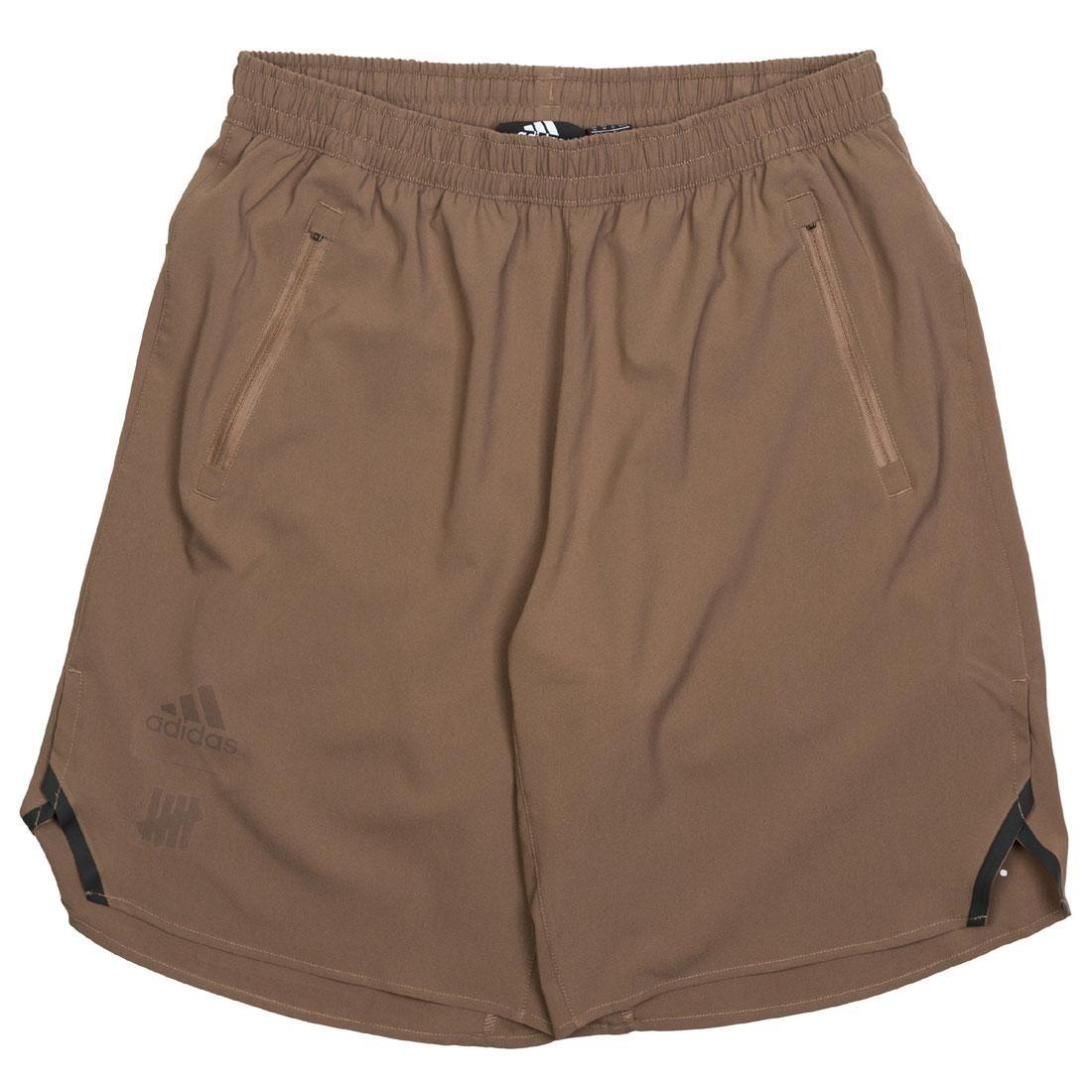 Adidas x Undefeated Men Ultra Energy Shorts (khaki / base khaki)