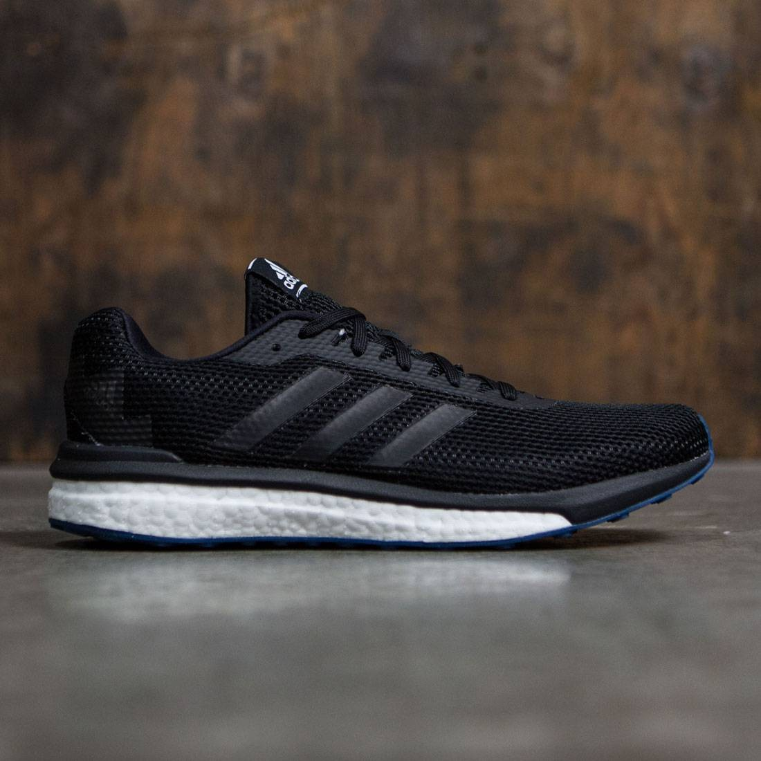 low priced 26590 7aa0f Adidas Men Vengeful black core black solar red