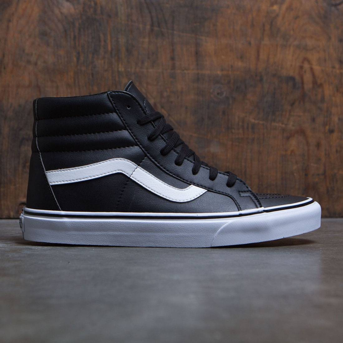 Vans Men Sk8-Hi Reissue (Black / Classic Tumble)