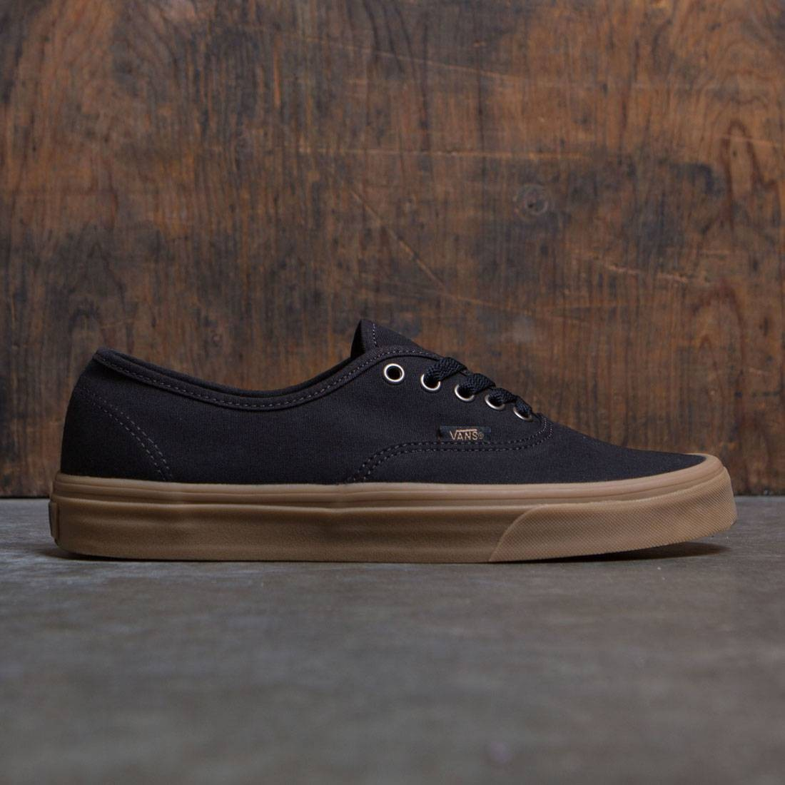 Vans Men Authentic - Light Gum (black / light gum)