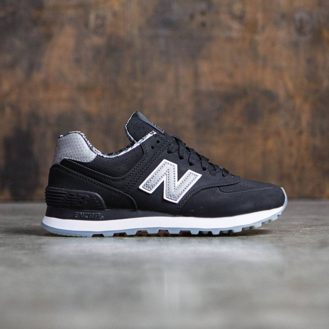 new balance womens black