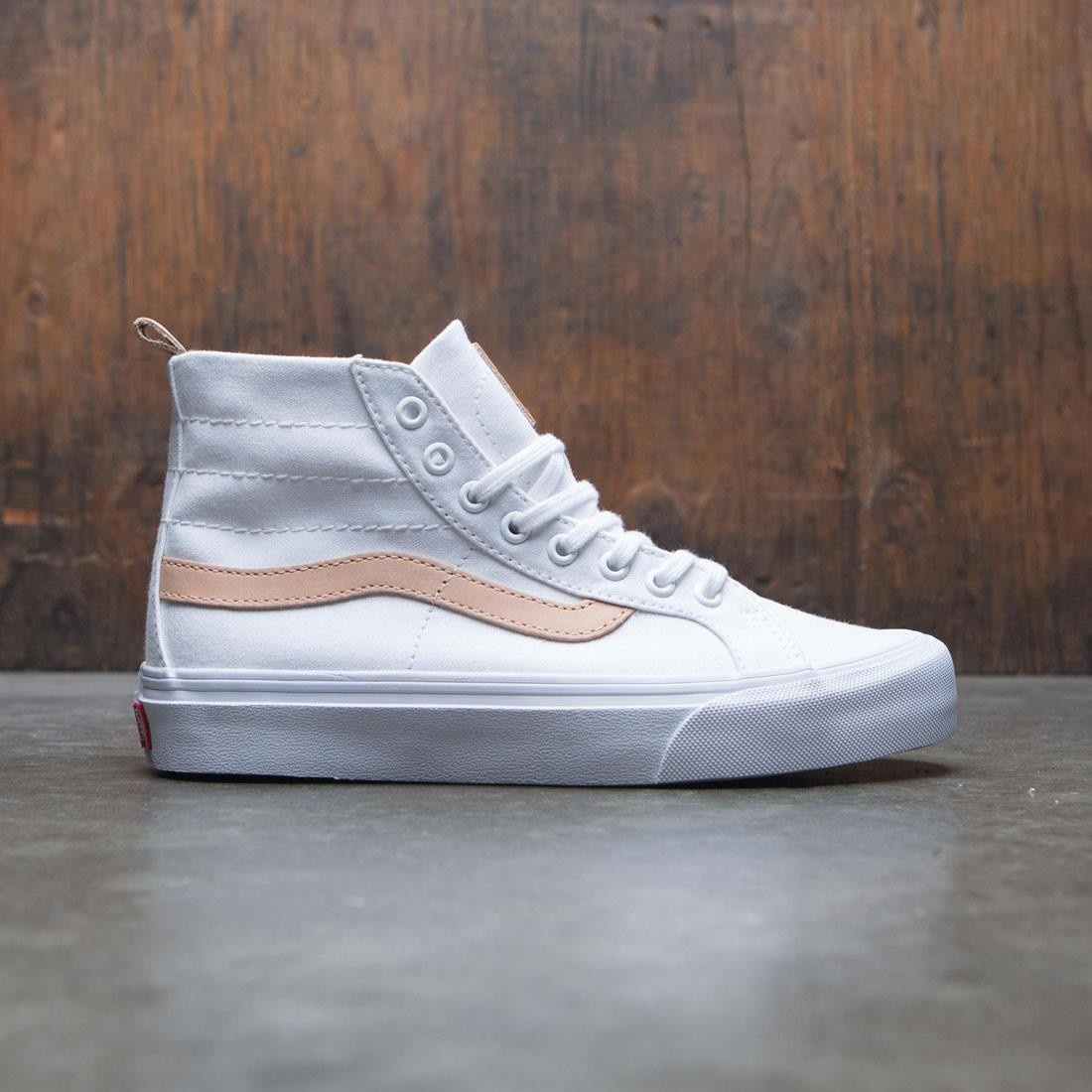 Vans Women SK8-Hi 138 Decon - Leila Hurst (white / brown)