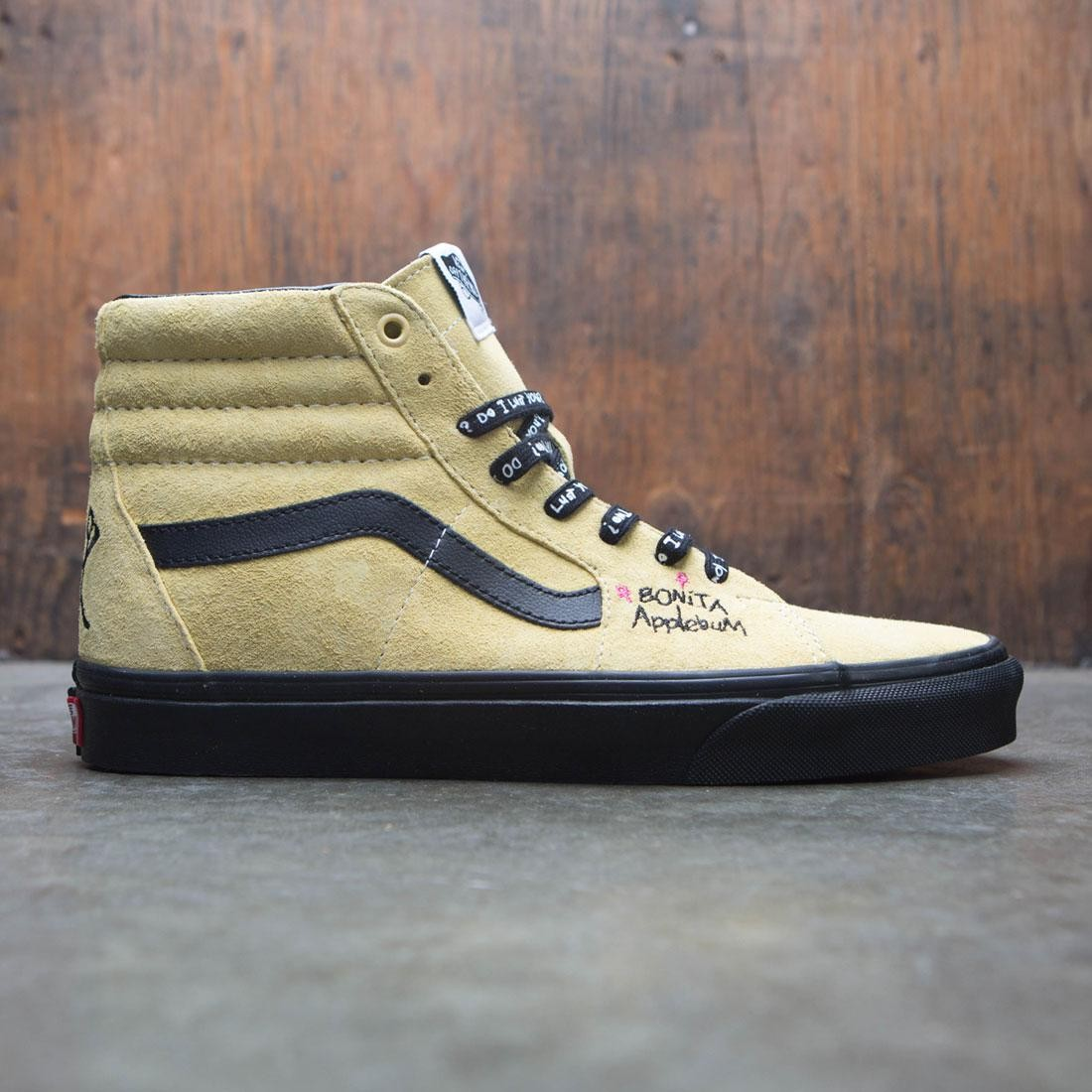 Vans x A Tribe Called Quest Men SK8-Hi - ATCQ yellow black 79acf1fa4
