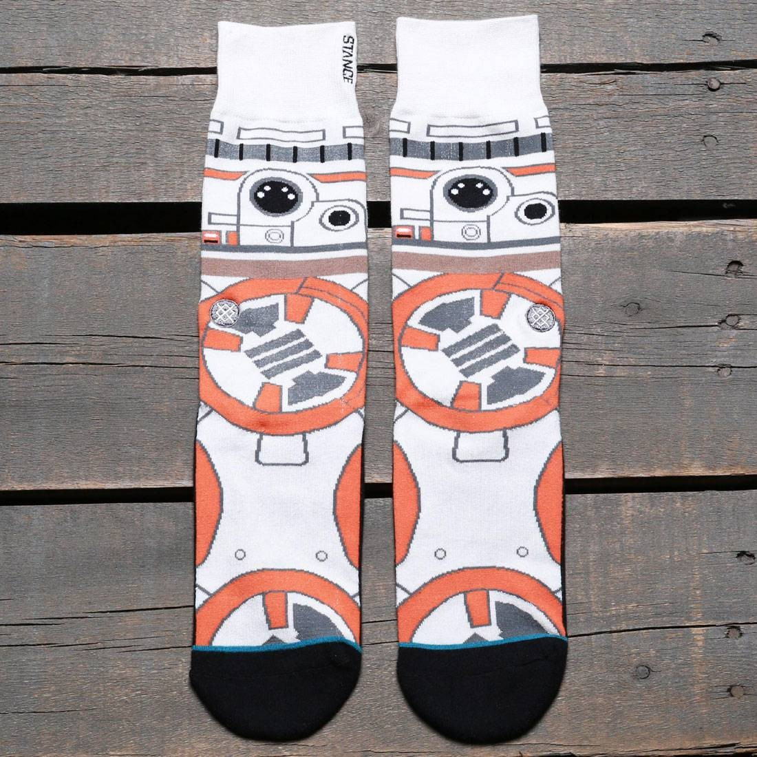 Stance x Star Wars BB8 Socks (tan)
