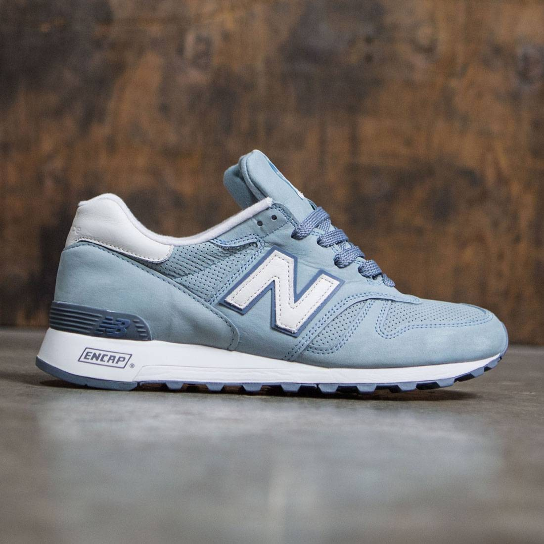 new concept a5029 3daee New Balance Men 1300 M1300DTO - Made In USA (blue / chambray / white)