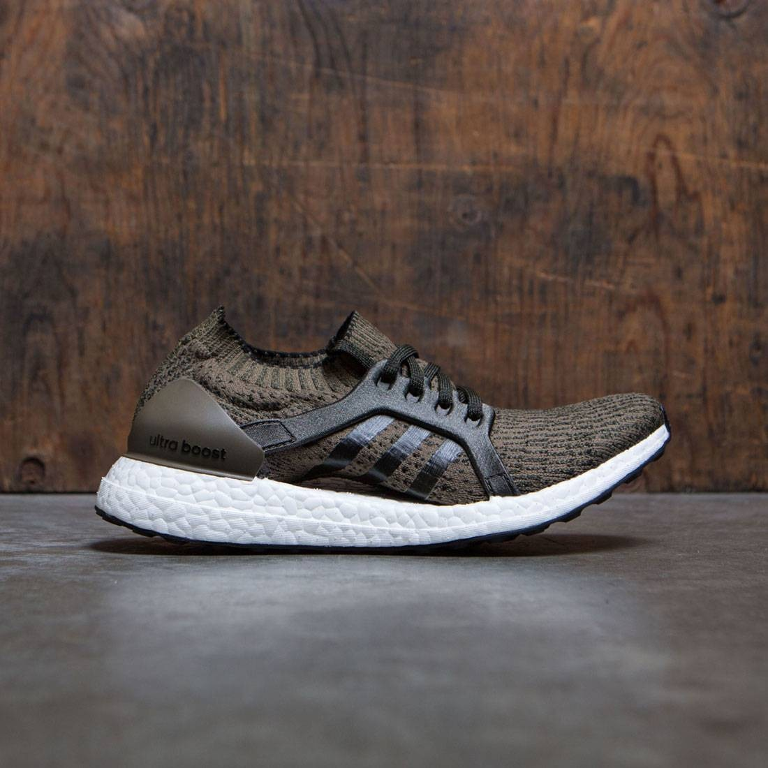 1797c7a6c12 Adidas Women UltraBOOST X olive trace olive night cargo tech rust