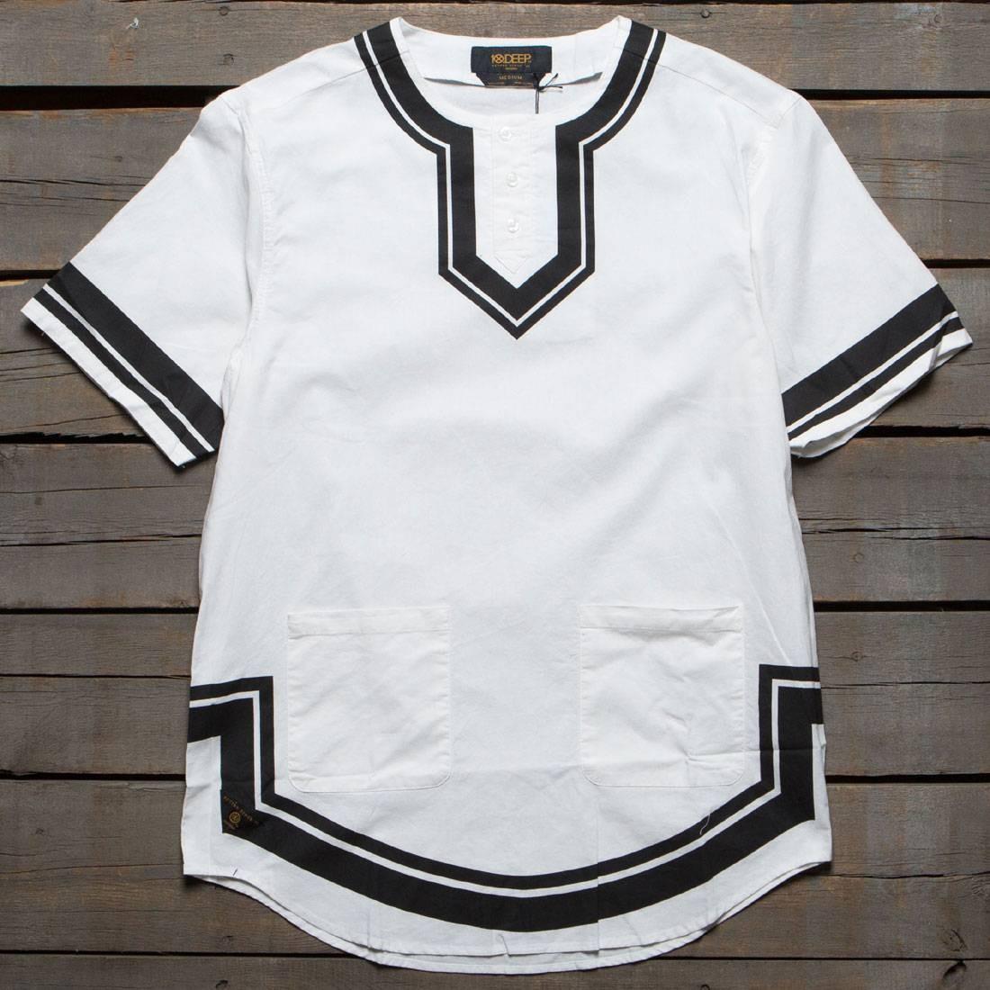 10 Deep Dvsn Dashiki Shirt (white)
