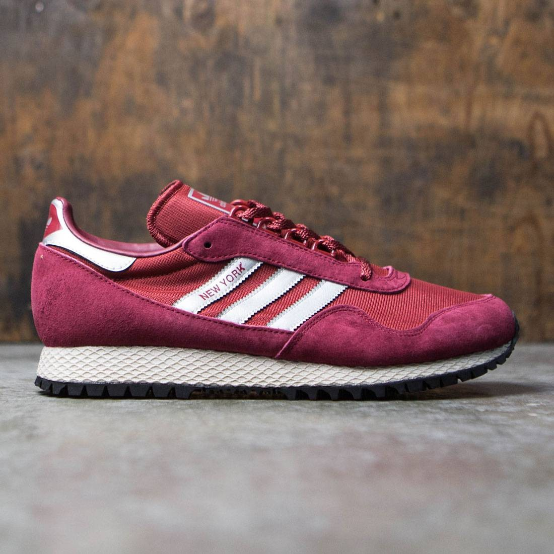 adidas new york red