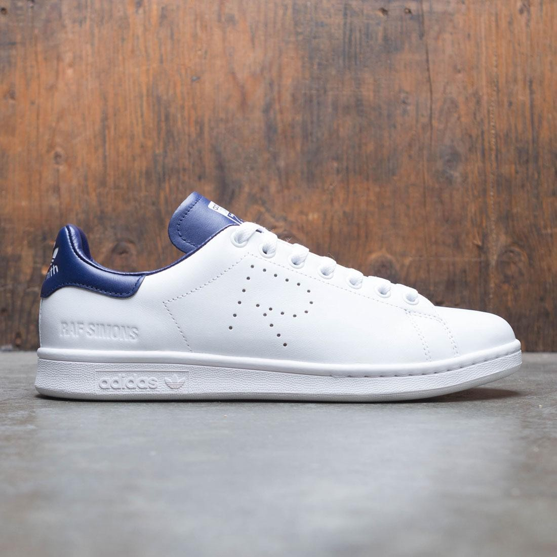 fbff73b052e5 ... 50% off adidas x raf simons men stan smith white night sky footwear  white 1203b