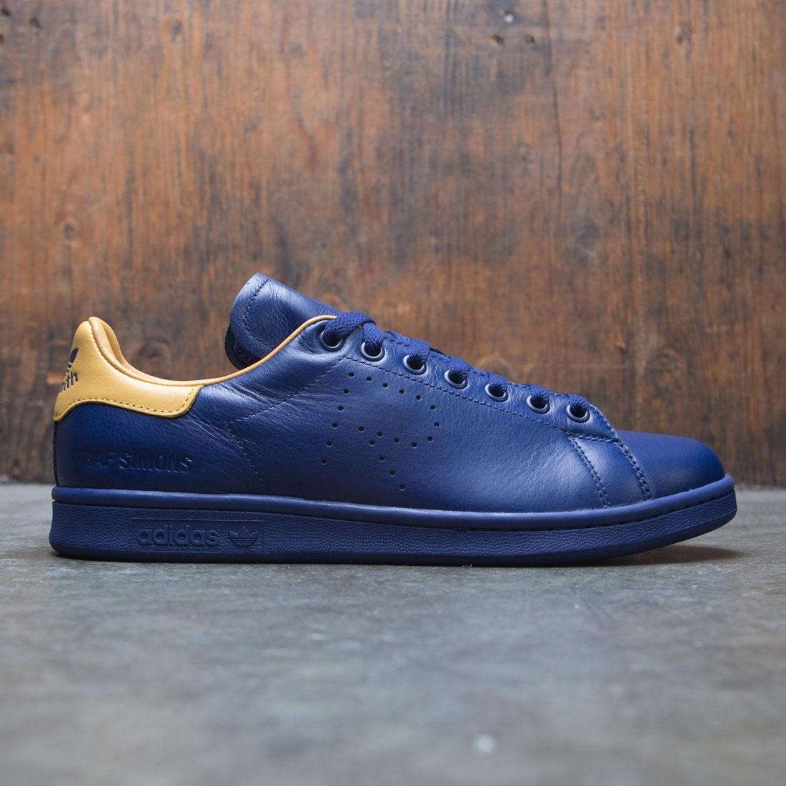 new style 8dfcc 29b63 Adidas x Raf Simons Men Stan Smith (navy / night sky / pantone)