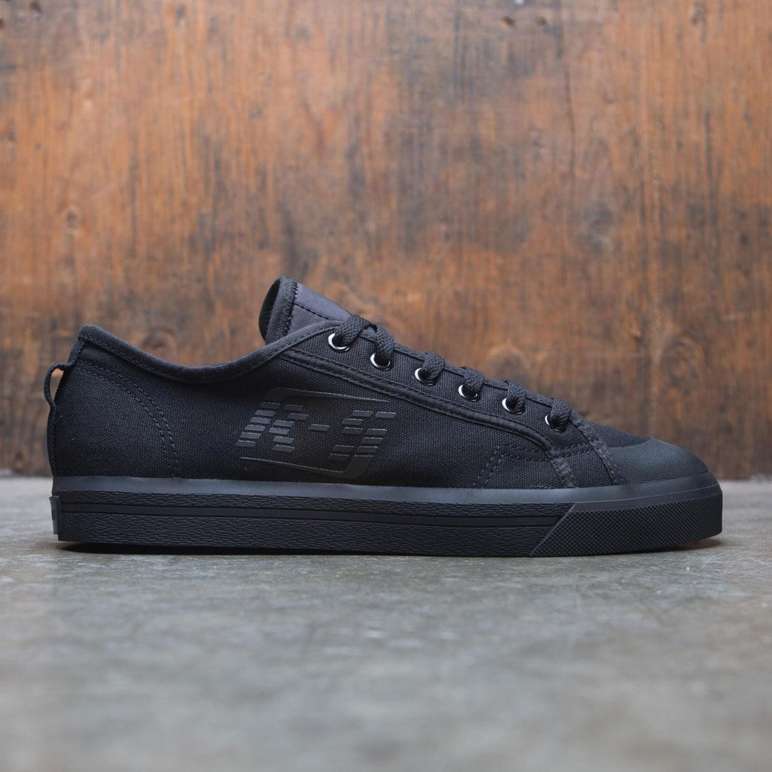 72697537eb694 Adidas x Raf Simons Men Spirit Low Asymm Tongue black core black pantone