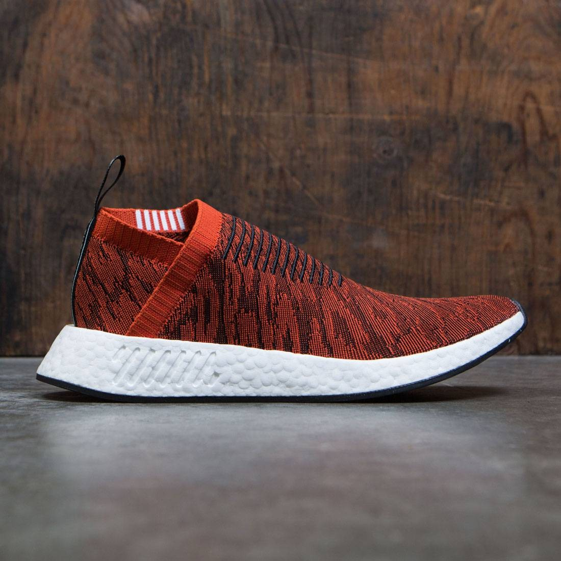 super popular 51860 b4ed9 Adidas Men NMD CS2 Primeknit (orange / future harvest / core black)