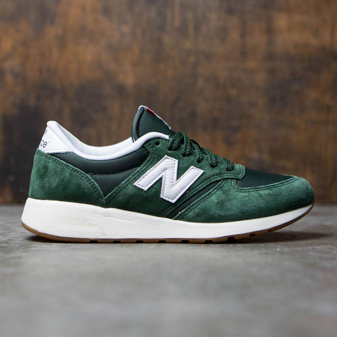 3ebf7e8083fc New Balance Men 420 Re-Engineered MRL420SF green white
