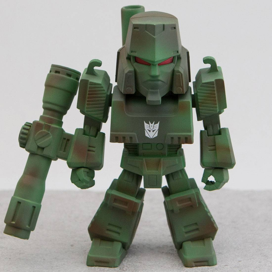 BAIT x Transformers x Switch Collectibles Megatron 4.5 Inch Figure - Camo Edition