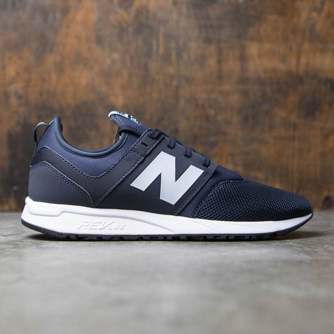 pretty nice 30f45 da95d New Balance Men 247 Classic MRL247RB navy