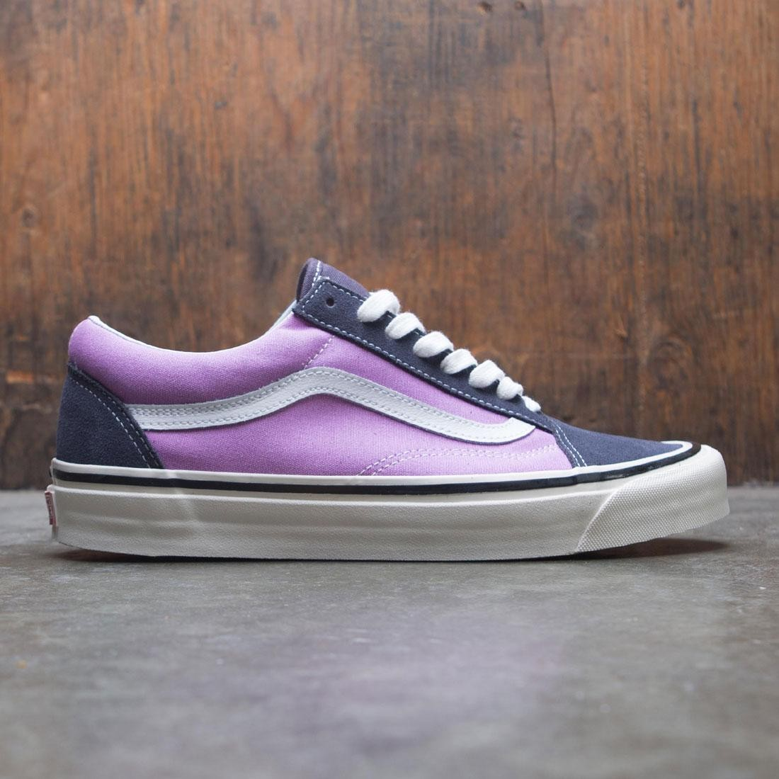 6db4afb76879 Vans Men Old Skool DX - Anaheim Factory pink black