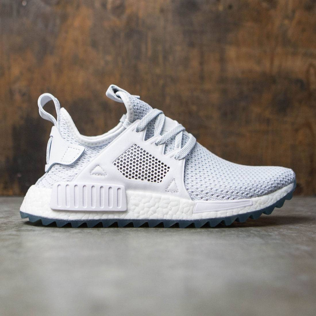 finest selection 46aed c9c4e Adidas Consortium x Titolo Men NMD XR1 Trail (white / footwear white /  clear)