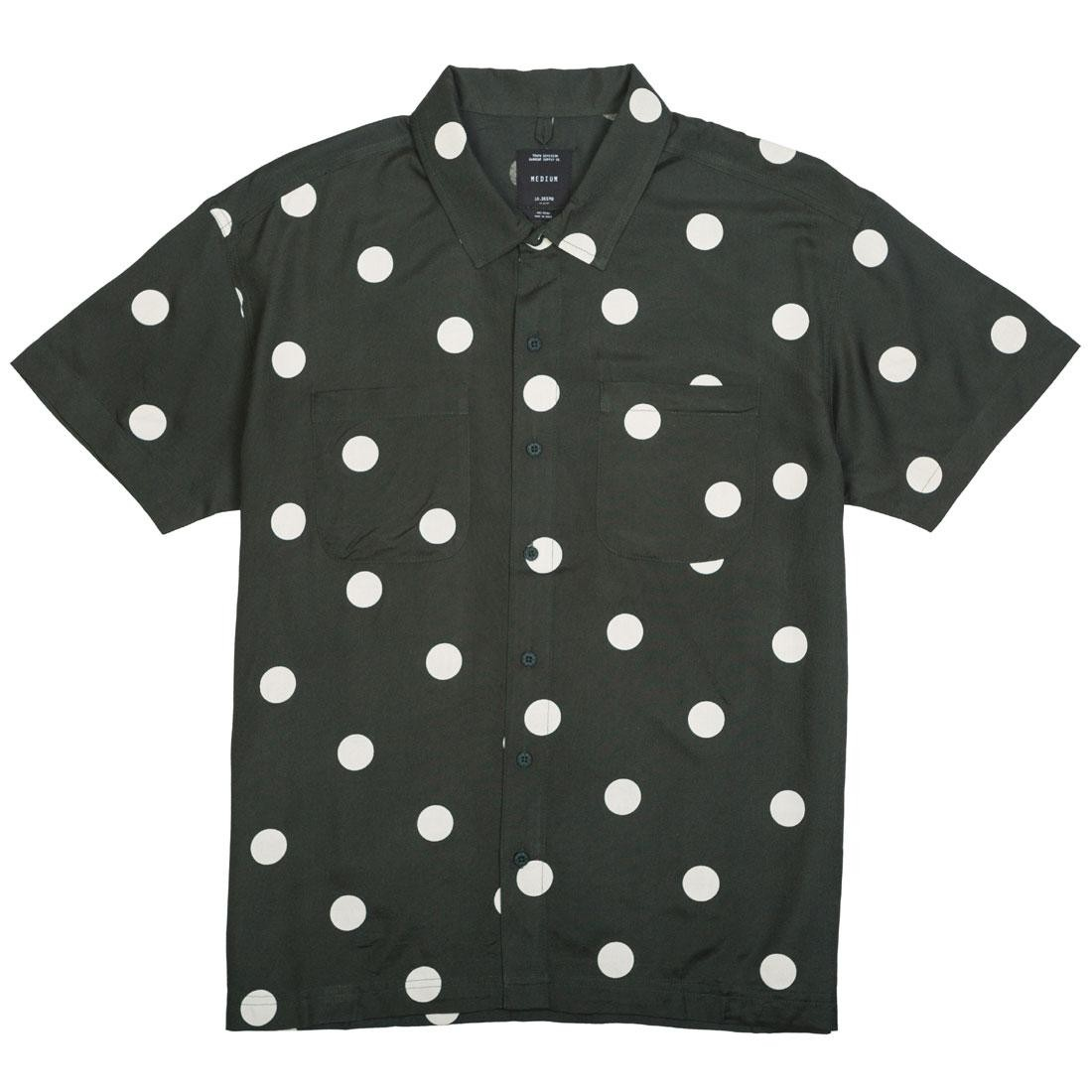 10 Deep Men Ginza Button Up Shirt (green)