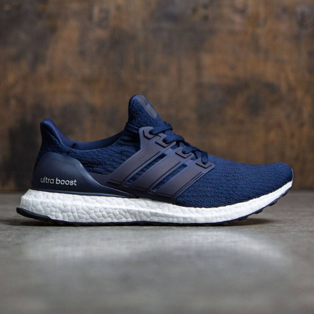 3c6d07424 Adidas Men Ultra Boost navy collegiate navy night navy