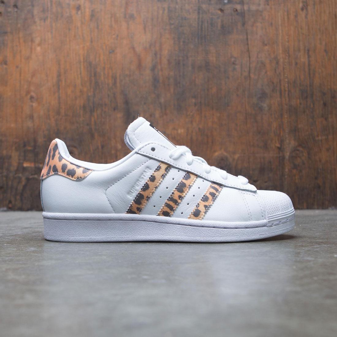 Adidas Women Superstar W (white / cheetah / core black)
