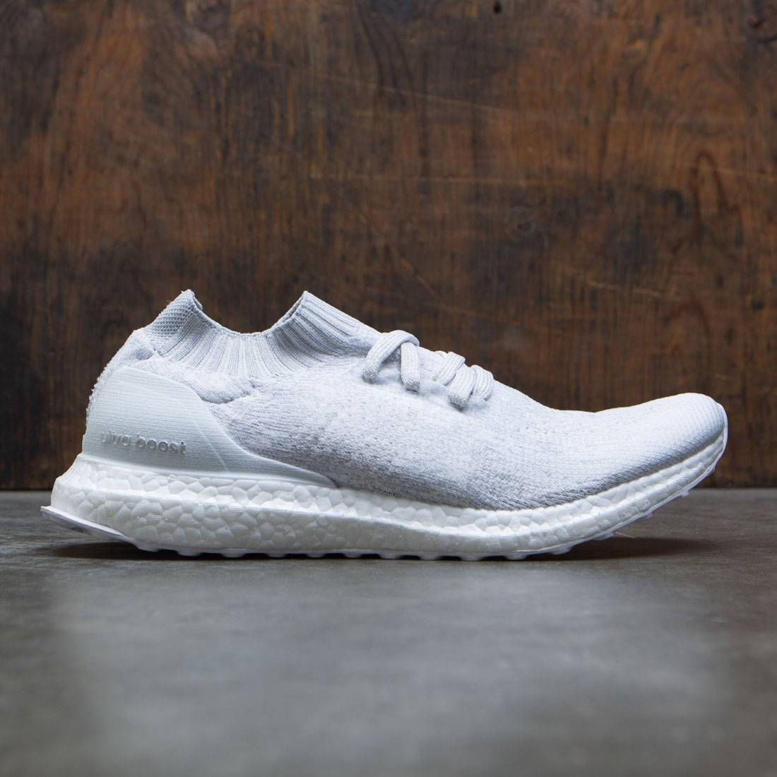 sports shoes 8352b fd272 Adidas Men UltraBOOST Uncaged (white / footwear white / crystal white)