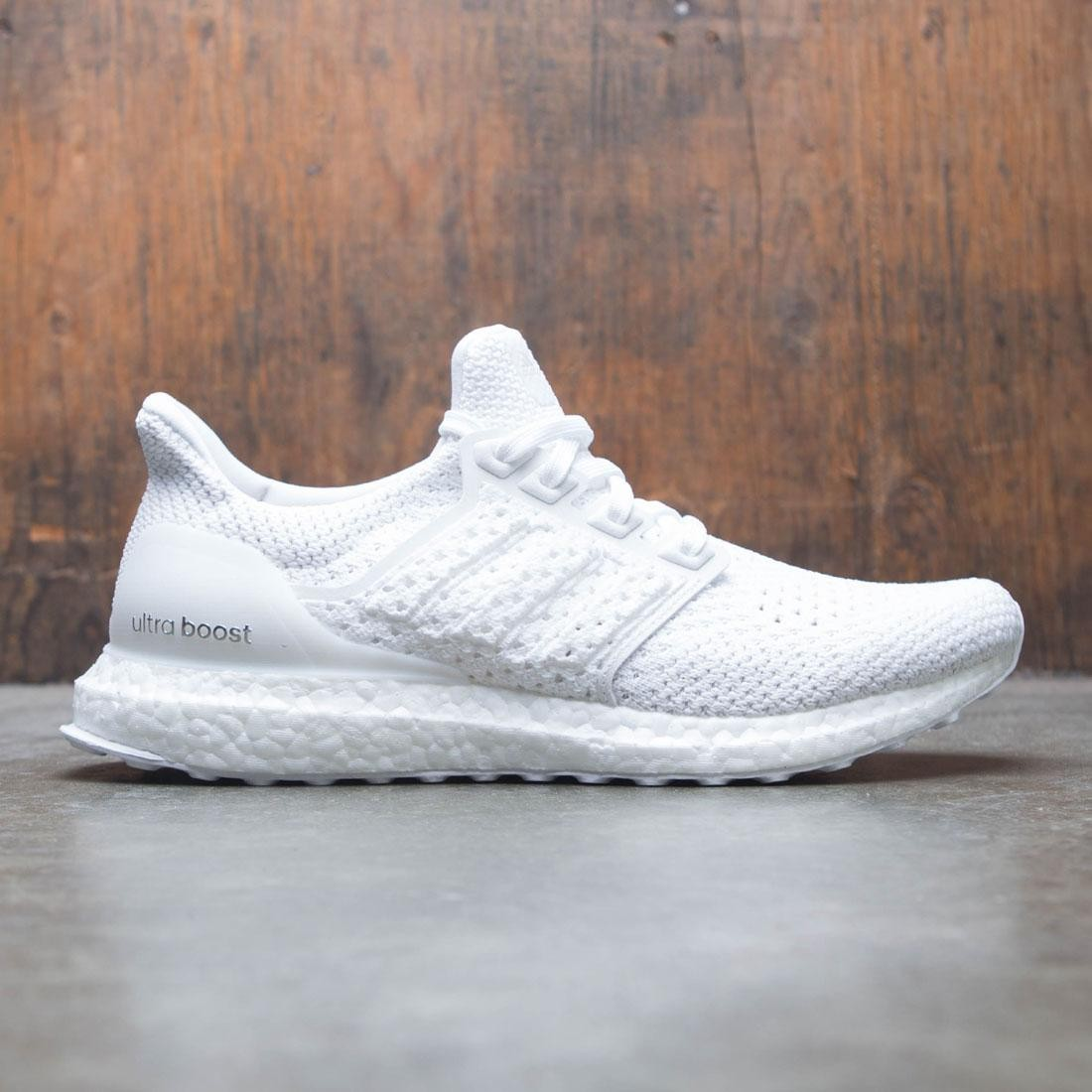 sale retailer f32bf 82ce1 wholesale adidas mens ultra boost running shoes white 36ab2 7c4fd  france adidas  men ultraboost clima white footwear white clear brown 544fa 3241d