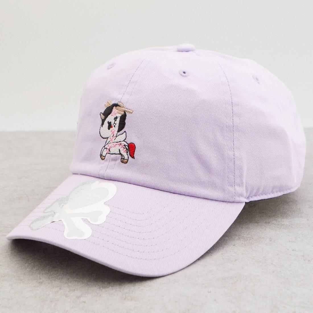Tokidoki Sakura Dad Hat (purple / lavender)